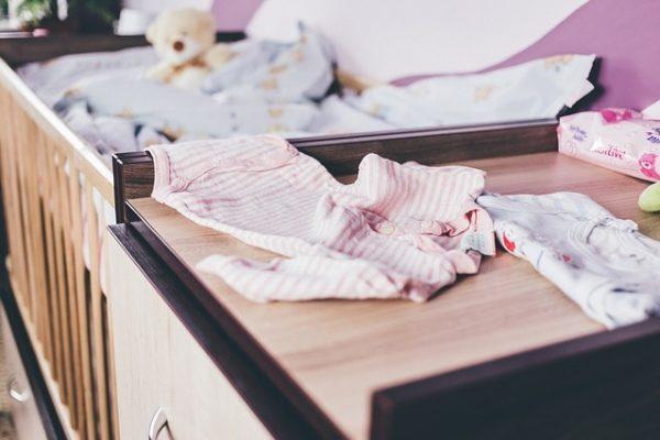 posteljica za dojenčke